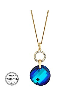 Jon Richard Swarovski crystal necklace