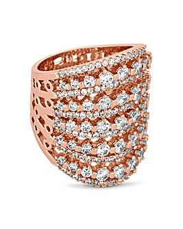 Jon Richard crystal lattice ring