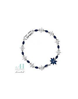 Alan Hannah flower bracelet