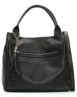 Daniel Marquee Large Tassel Shoulder Bag