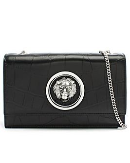 Versus Versace Lion Head Clutch Bag