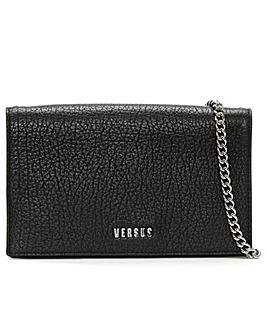 Versus Versace Pebbled Leather Wallet