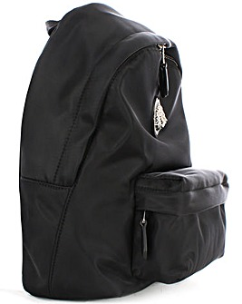 Versus Versace Nylon Lion Head Backpack