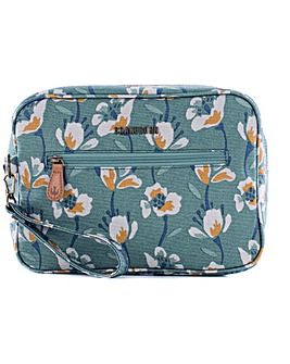 Brakeburn Large Floral Wash Bag
