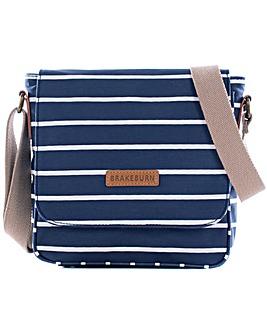 Brakeburn Stripe Cross Body Bag