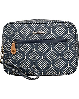 Brakeburn Feather Large Wash Bag