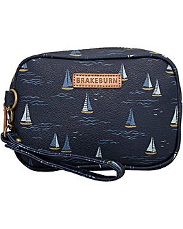 Brakeburn Boats Small Wash Bag