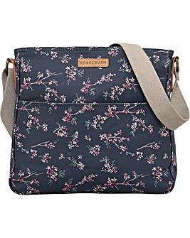 Brakeburn Robin Blossom Saddle Bag