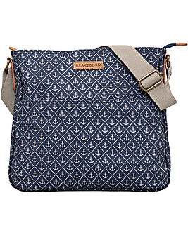 Brakeburn Anchors Saddle Bag