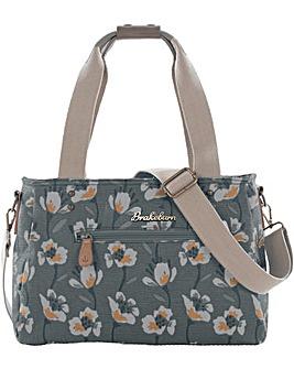 Brakeburn Floral Shoulder Bag