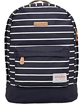 Brakeburn Stripe Backpack