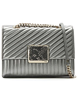 Cavalli Class Small Quilted Shoulder