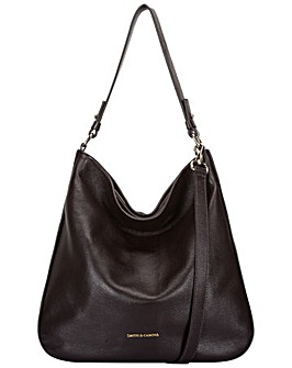 Smith & Canova Slouch Top Shoulder Bag