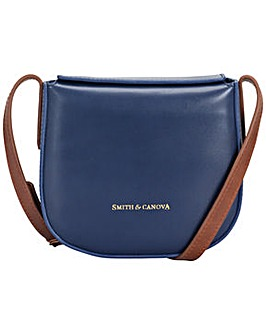 Smith & Canova Flapover Top Cross Body