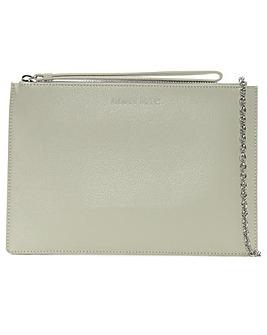 Armani Jeans Flat Wristlet Wallet Bag