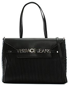 Versace Jeans Pinstripe Shoulder