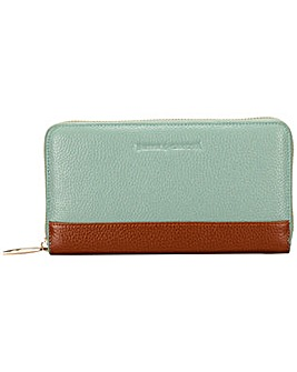 Smith & Canova Long Zip Round Purse