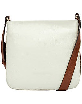 Smith & Canova Zip Detailed Cross Body