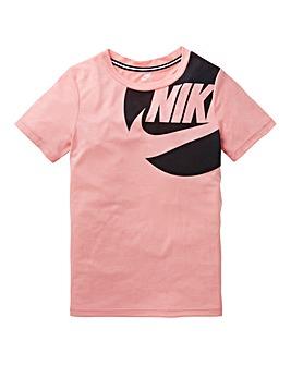 Nike Older Girls Scoop Neck T-Shirt