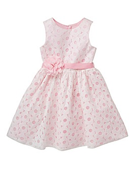 KD Girls Daisy Lace Dress