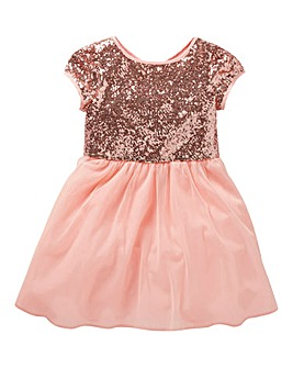 KD Girls Sequin Party Dress