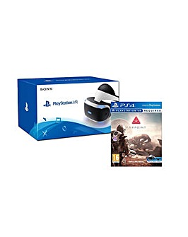 Playstation VR Headset  Farpoint