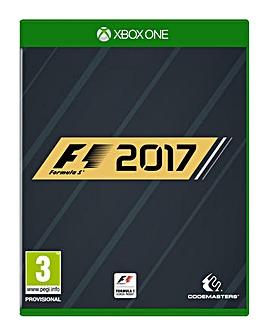 F1 2017 Formula 1 Xbox One