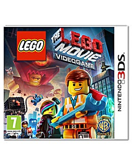 The Lego Movie Video Game 3DS