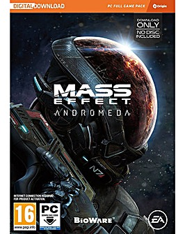 Mass Effect Andromeda Code In Box PC