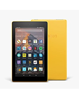 "Amazon Fire with Alexa 7"" Bundle"
