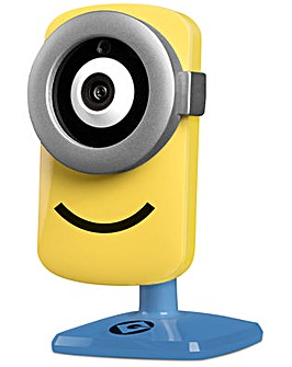 Minions Baby Monitor & Security Camera