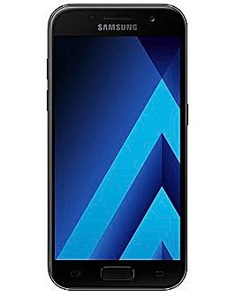 Samsung A3 2017 Black