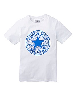 Converse Boys White Chuck T-Shirt