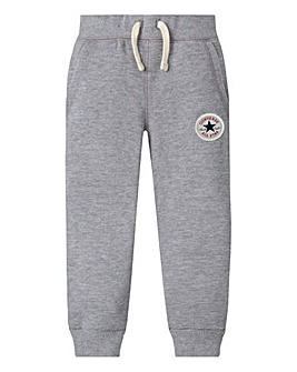 Converse Boys Grey Fleece Joggers