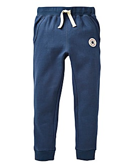 Converse Boys Navy Fleece Joggers
