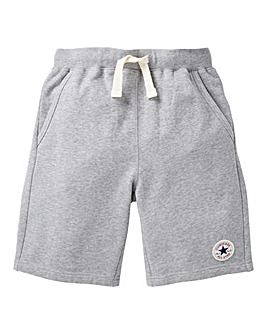 Converse Boys Grey fleece Shorts