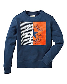 Converse Boys Crew Neck Sweat