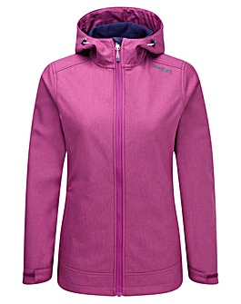 Tog24 Lara Womens TCZ Softshell Fabric