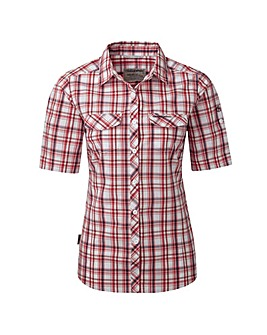 Craghoppers Chloe Short Sleeved Shirt