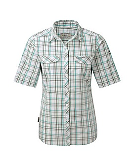 Craghoppers Chloe Short Sleeved Shirt