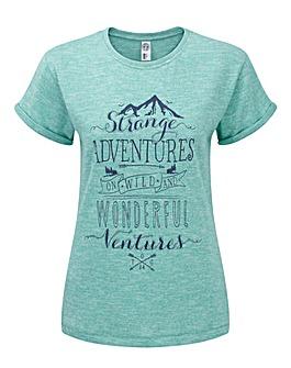 Tog24 Brett Womens T-Shirt Venture