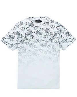 Label J Skull Fade Tee Regular
