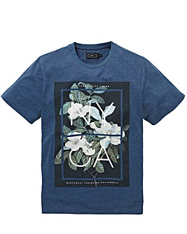 Label J Floral Nyca Tee Regular