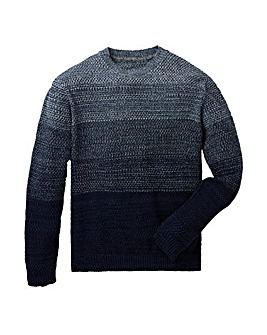 Label J Ombre Knit Regular
