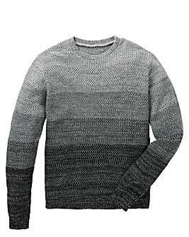 Label J Ombre Knit Long