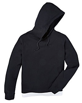 Label J Layer Hoody Long