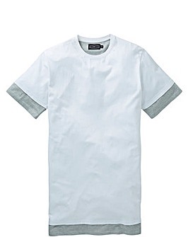 Label J Longline Layer Tee Regular