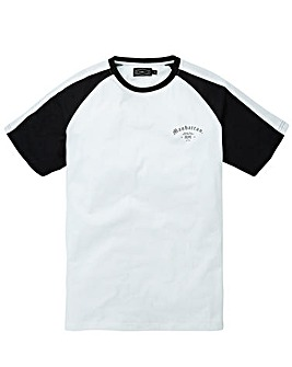 Label J Manhattan Back Print Tee