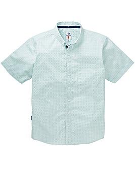 Lambretta Parcel Print Shirt Reg