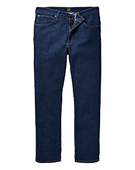 Lee Brooklyn Straight Onewash Jean 33In